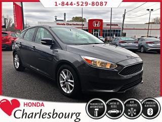 Used 2015 Ford Focus SE HATCHBACK **40 254 KM** for sale in Charlesbourg, QC