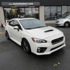 Used 2015 Subaru Impreza WRX STi STI SI-DRIVE for sale in St-Hubert, QC