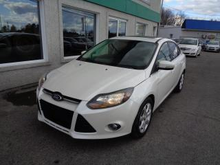 Used 2012 Ford Focus Berline 4 portes Titane for sale in St-Jérôme, QC