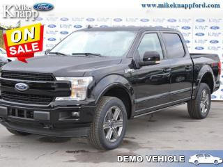 Used 2020 Ford F-150 Lariat  Nav - Leather Seats - 3.5 Eco for sale in Welland, ON