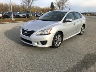 Used 2013 Nissan Sentra Berline 4 portes CVT SR for sale in Sherbrooke, QC