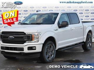 New 2020 Ford F-150 XLT   - Navigation - 3.5 Eco for sale in Welland, ON