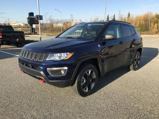 Used 2018 Jeep Compass Trailhawk 4x4 for sale in Sherbrooke, QC