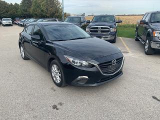 Used 2016 Mazda MAZDA3 GS skyactiv technology for sale in Waterloo, ON
