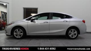 Used 2016 Chevrolet Cruze LT for sale in Trois-Rivières, QC