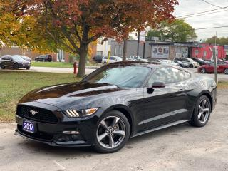 Used 2017 Ford Mustang *6 Speed Manual*PushButton/ReverseCam for sale in BRAMPTON, ON