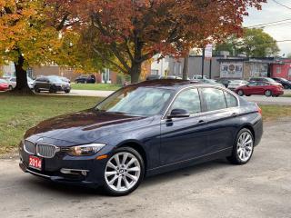 Used 2014 BMW 320i 320i xDrive | SUNROOF | NAVI | for sale in BRAMPTON, ON