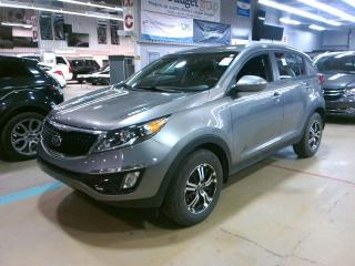 Used 2015 Kia Sportage LX 4 portes AUTOMATIQUE  AWD 79208KM for sale in Ste-Brigitte-de-Laval, QC