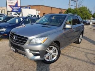 Used 2012 Mercedes-Benz M-Class ML 350 BlueTEC for sale in Oakville, ON