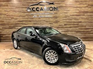 Used 2013 Cadillac CTS AWD V6 3.0L for sale in Ste-Brigitte-de-Laval, QC