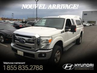 Used 2012 Ford F-250 XLT + FX4 + SUPER DUTY + CAMERA + WOW !! for sale in Drummondville, QC