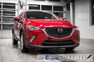 Used 2016 Mazda CX-3 GS chez Rimouski Hyundai for sale in Rimouski, QC