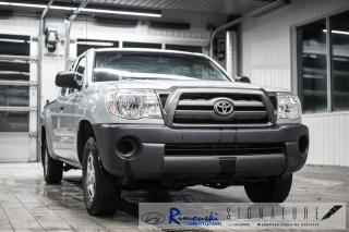 Used 2009 Toyota Tacoma 2WD Access Cab chez Rimouski Hyundai for sale in Rimouski, QC