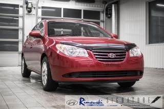 Used 2010 Hyundai Elantra GLS chez Rimouski Hyundai for sale in Rimouski, QC