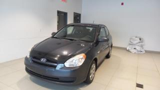 Used 2008 Hyundai Accent Hayon 3 portes, boîte automatique, GL for sale in St-Raymond, QC