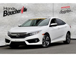 Used 2018 Honda Civic EX-T w/HS DEMONSTRATEUR for sale in Boucherville, QC