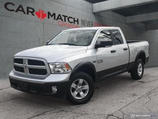 Used 2017 RAM 1500 Outdoorsman / HEMI / NO ACCIDENTS for sale in Cambridge, ON