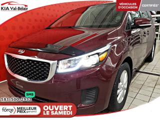 Used 2015 Kia Sedona *LX*CAMÉRA*8 PLACES*STOWNGO* for sale in Québec, QC