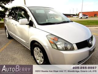 Used 2006 Nissan Quest 3.5 S for sale in Woodbridge, ON