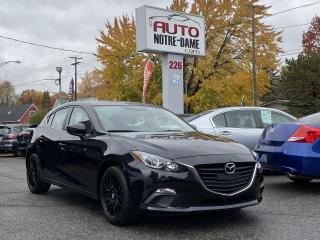 Used 2015 Mazda MAZDA3 GS Sport Hatchback Mags for sale in Repentigny, QC