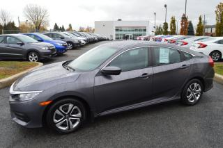 Used 2016 Honda Civic LX **Inspection certifié ** for sale in Longueuil, QC