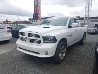 Used 2013 RAM 1500 SPORT for sale in Val-D'or, QC