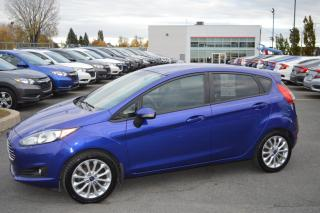 Used 2014 Ford Fiesta Hayon Se for sale in Longueuil, QC
