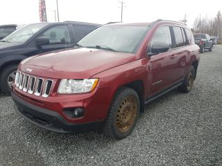 Used 2011 Jeep Compass Sport propre, bas kilométrage for sale in Val-D'or, QC