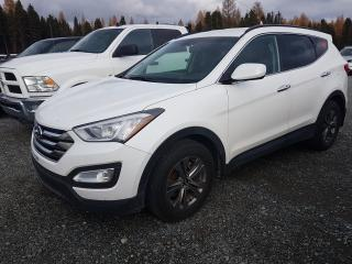 Used 2016 Hyundai Santa Fe Sport Premium Adventure Edition for sale in Val-D'or, QC