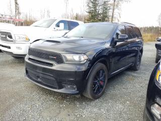 Used 2018 Dodge Durango R/T GARANTIE PROLONGÉE 7 ANS/160 000KM for sale in Val-D'or, QC