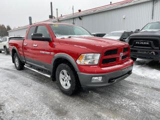 Used 2012 RAM 1500 for sale in Val-D'or, QC