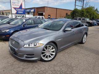 Used 2012 Jaguar XJ for sale in Oakville, ON