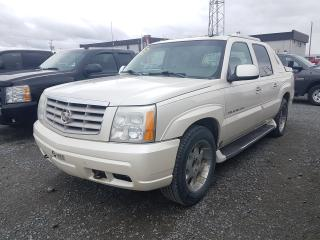 Used 2002 Cadillac Escalade for sale in Val-D'or, QC