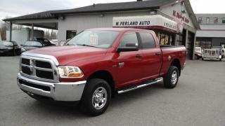 Used 2010 Dodge Ram 2500 Cabine multiplaces 4RM, 149 po ST for sale in Sherbrooke, QC