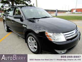 Used 2008 Ford Taurus SEL - AWD - 3.5L for sale in Woodbridge, ON
