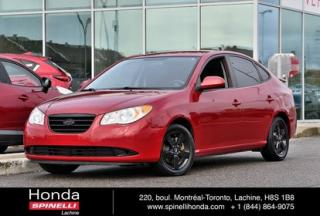Used 2009 Hyundai Elantra GLS AUTO MAGS AUTO MAGS CRUISE SIEGES CHAUFFANTS for sale in Lachine, QC