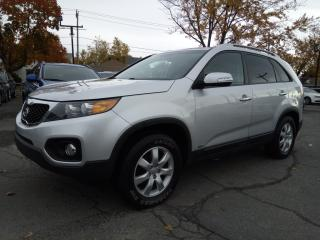Used 2013 Kia Sorento V6 AWD LX 7 PASSAGER MAGS SIÉGES CHAUFF. BLUETOOTH for sale in St-Eustache, QC