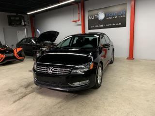 Used 2012 Volkswagen Passat TDI, 2.OL, DSG, TRENDLINE +, AUTOMATIQUE for sale in Montréal, QC