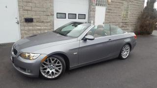 Used 2008 BMW 3 Series 328I for sale in Oakville, ON