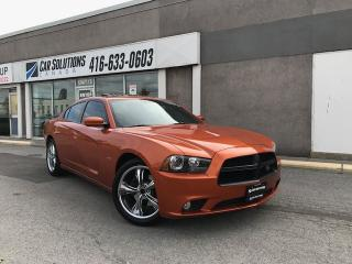 Used 2011 Dodge Charger R/T-NAVI-SUNROOF-CAMERA for sale in Toronto, ON