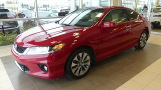 Used 2013 Honda Accord Coupe, automatique, EX ***avec Cuir*** for sale in Laval, QC
