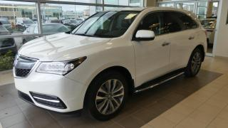 Used 2016 Acura MDX TECH, SH-AWD for sale in Laval, QC