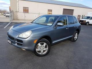 Used 2005 Porsche Cayenne S for sale in Oakville, ON
