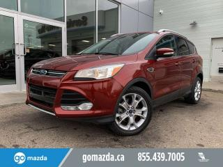 Used 2014 Ford Escape TITANIUM 2.0 ECO LEATHER PANO ROOF VERY NICE for sale in Edmonton, AB