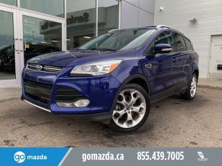 Used 2013 Ford Escape TITANIUM 2.0 ECO NAVI LEATHER PANO ROOF VERY NICE for sale in Edmonton, AB