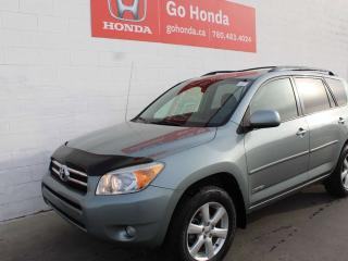 Used 2008 Toyota RAV4 Limited 4WD for sale in Edmonton, AB