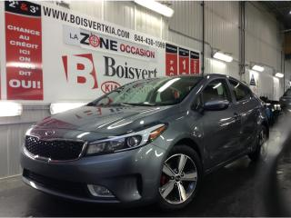Used 2018 Kia Forte FORTE 2018 AVEC SEULEMENT 17400 KM WOW !!! for sale in Blainville, QC