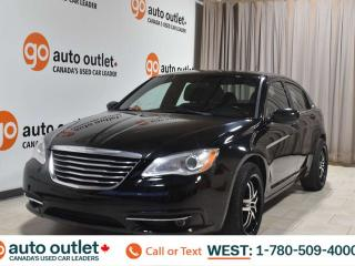 Used 2013 Chrysler 200 Touring, 2.4L I4, Fwd, Heated cloth seats for sale in Edmonton, AB