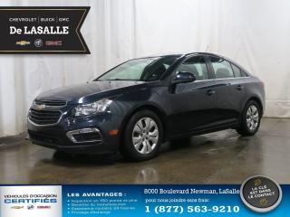 Used 2015 Chevrolet Cruze 1LT for sale in Lasalle, QC