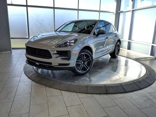 New 2020 Porsche Macan S for sale in Edmonton, AB